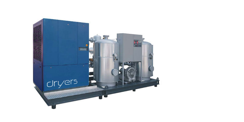CAREL solutions for dryers applications